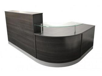 Reception Desk Counter - Anthracite