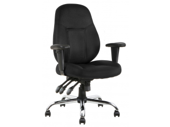 Dynamic Storm Fabric Office Chair
