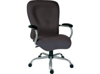 Heavy Duty Fabric Operator Chair - TITAN