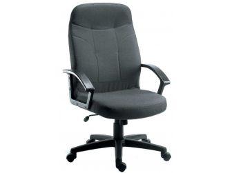 Fabric Executive Armchair - MAYFAIR-FABRIC