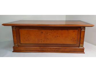 Luxury Solid Wood Coffee Table - 0806-CF