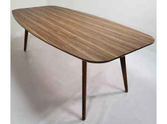 Executive Meeting Table with Four Legs - SZ-MET24-W