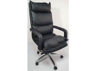 Soft Padded Executive Leather Office Chair - YS1901