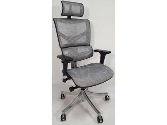 High Quality Grey Mesh Executive Office Chair - UG-A9