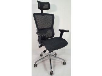 Black Mesh Ergonomic Office Chair - UG-A8