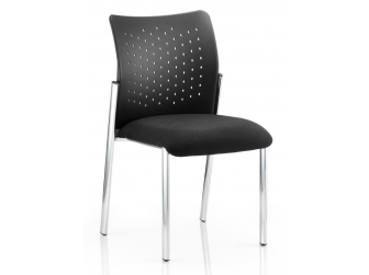 Dynamic Academy Reception Chair in Optional Colour & Optional Arms