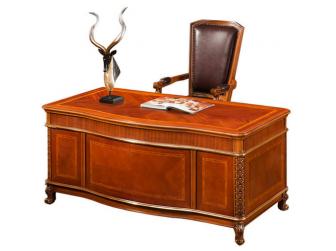 Luxury Solid Wood Executive Desk 1800mm STR-10815