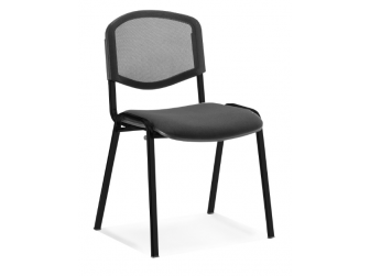 Dynamic ISO Mesh Visitors Chair