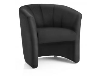 Dynamic Neo Single Tub Reception Chair in Fabric