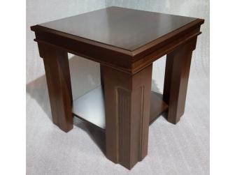 Small & Square Wood Coffee Table MEG-COF-KQF5KC