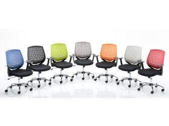 Dura Airmesh Office Chair - Multiple Colour Choices
