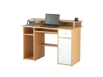 Albany Beech Effect Home Office Desk AW12362-BC