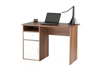 Hastings Walnut Effect Home Office Desk AW22145
