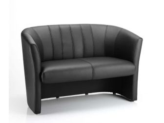 Dynamic Neo Fabric or Leather Sofa - 1 or 2 Seater Available