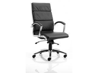 Dynamic Classic High Back Boardroom Chair