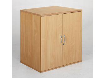 1 Shelf Wooden 800mm Wide Cupboard DHCC