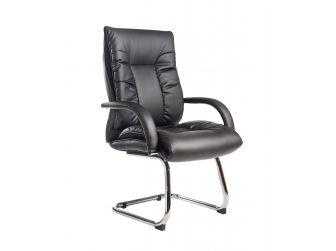 Derby High Back Leather Visitor Chair DER300C1