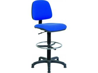 Draughting Or Counter Work Chair DRAUGHTER-BLAST