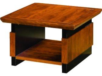 Medium Oak Executive Coffee Table DES-1861-F22-S