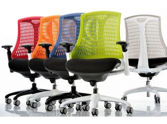 Dynamic Flex Office Chair with Frame Choice