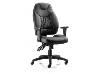 Dynamic Galaxy Leather Office Chair