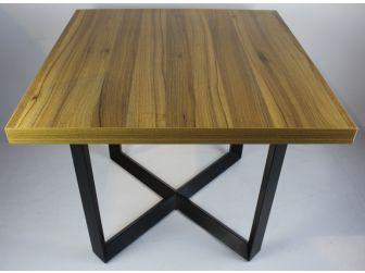 Small Teak Wood Meeting Room Table - MT03-TW