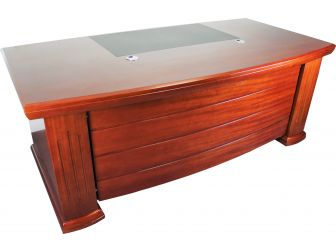 High Quality Executive  Cherry Veneer  Desk NBL-DSK21-2000MM