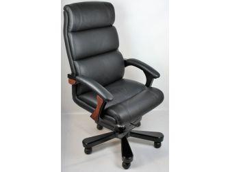 Senato Executive Office Chair Black A018