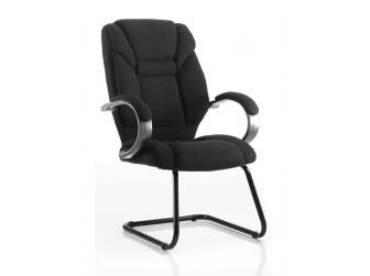 Dynamic Galloway Fabric Visitor Chair