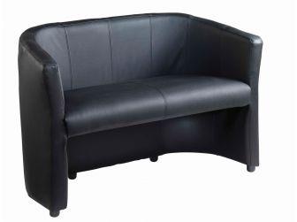 London Twin Faux Leather Tub Seat LON50002