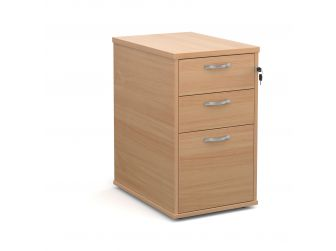 3 Drawer Desk End Pedestal R25DH6