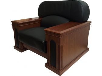 Executive Armchair For Offices Or Receptions GRA-SOF-S98-ACH