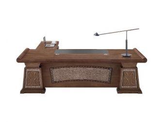 Large Executive Desk Unique Design CYR-DSK-K5J281