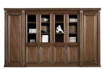 Executive Bookcase Tall & Wide Design EDE-BKC-KM2K06