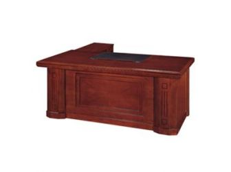 Quality Executive Desk Carved Styling EMP-DSK23