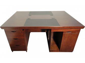 1.6m Executive Office partner desk GRA-U76161
