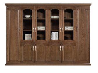 Executive Office Storage Bookcase HER-BKC-KM1L06