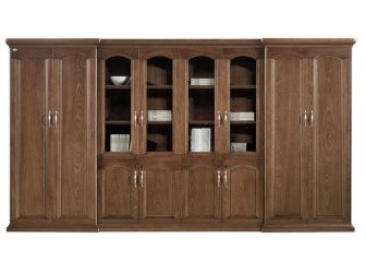 Large Executive Office Bookcase HER-BKC-KM1L08