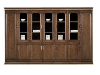 Tall & Narrow Executive Bookcase HER-BKC-KM6C02