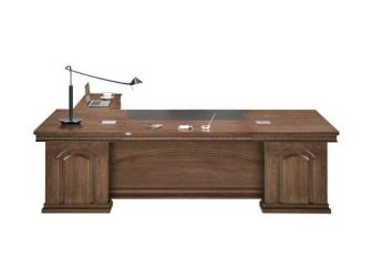 Executive Office Desk 5 Size Choices HER-DSK-U6C201