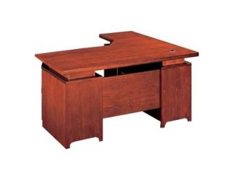 Quality Corner Shaped Home Office Desk HME-DSK1