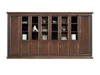 Extra Wide Large Executive Bookcase JUK-BKC-KM8B8