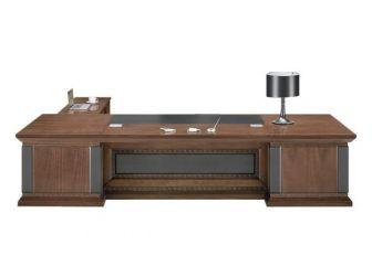 Large Executive Desk Heavy Duty Design JUK-DSK-K8B361