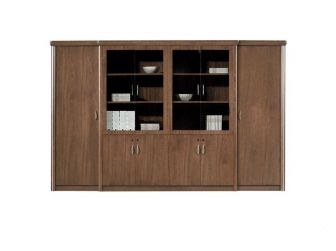 Executive Bookcase 8 Doors Wide LAT-BKC-KM7506