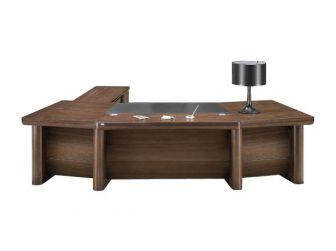 3.2m Executive Desk Real Wood Veneer LAT-DSK-K2D323