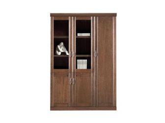 3 Door Enclosed Executive Bookcase MEG-BKC-UM6503