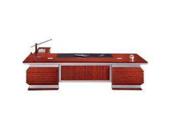 Executive Office Desk + Mobile Pedestals NBL-DSK3