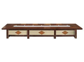 Luxury Executive Boardroom Table PHA-MET-UT3B48