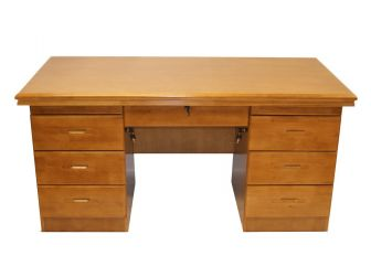 1600mm Wide Pine Desk PINE-1600