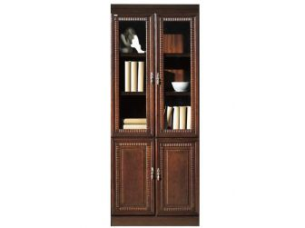 Office Storage Bookcase 2 Glass Doors RIZ-BKC-UMZ202
